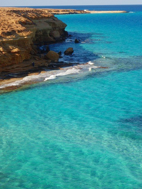 Coast-near-Marsa-Matruh-Egypt