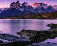 Salto Grande, Torres del Paine National Park, Chile